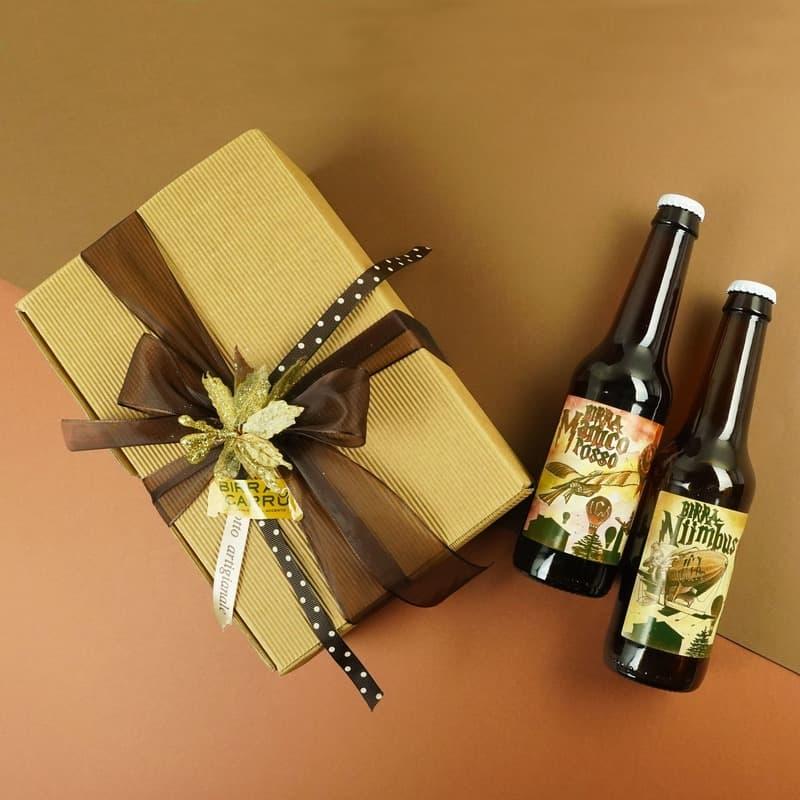 Confezioni regalo per appassionati di birra