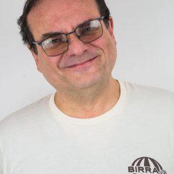 foto ritratto di Lelio Bottero, proprietario di Birra Carrù