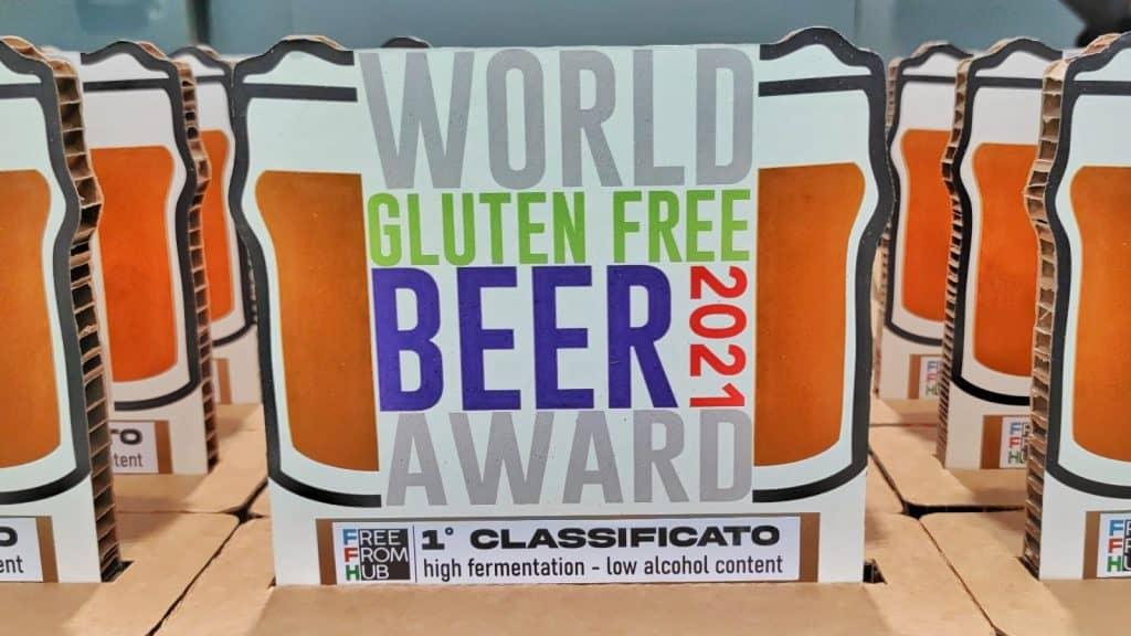 World Gluten Free Beer Awards 2021: le nostre menzioni speciali.